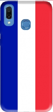 Flag France Case for Honor Play Cor-L29