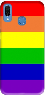 Flag Gay Rainbow Case for Honor Play Cor-L29