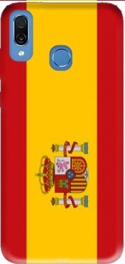 Flag Spain Case for Honor Play Cor-L29