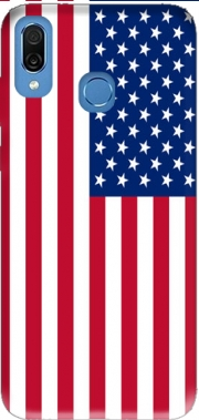 Flag United States Case for Honor Play Cor-L29