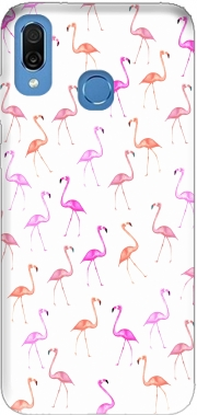 FLAMINGO BINGO Case for Honor Play Cor-L29
