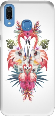 Flamingos Tropical Case for Honor Play Cor-L29