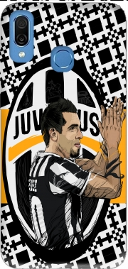 Football Stars: Carlos Tevez - Juventus Case for Honor Play Cor-L29