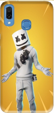 Fortnite Marshmello Skin Art Case for Honor Play Cor-L29