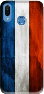 Flag France Vintage Case for Honor Play Cor-L29