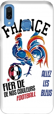 France Football Coq Sportif Fier de nos couleurs Allez les bleus Case for Honor Play Cor-L29