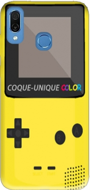 Gameboy Color Yellow Case for Honor Play Cor-L29