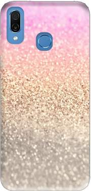 Gatsby Glitter Pink Case for Honor Play Cor-L29
