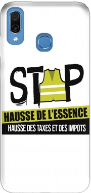 Gilet Jaune Stop aux taxes Case for Honor Play Cor-L29