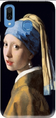 Girl with a Pearl Earring Case for Honor Play Cor-L29