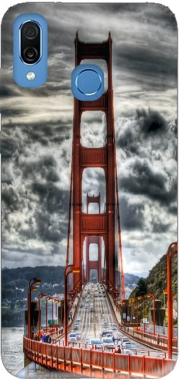 Golden Gate San Francisco Case for Honor Play Cor-L29