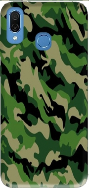 Green Military camouflage Case for Honor Play Cor-L29
