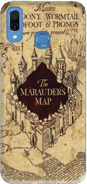 Harry Potter Marauder Map Case for Honor Play Cor-L29