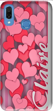 Heart Love - Claire Case for Honor Play Cor-L29