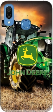 John Deer tractor Farm Case for Honor Play Cor-L29