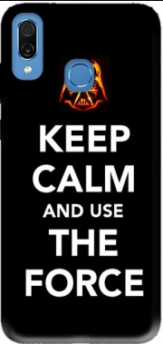 Keep Calm And Use the Force Case for Honor Play Cor-L29