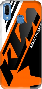KTM Racing Orange And Black Case for Honor Play Cor-L29