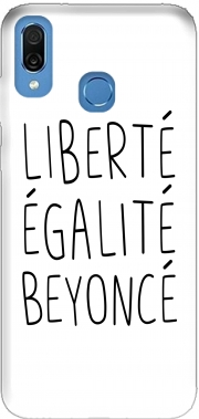 Liberte egalite Beyonce Case for Honor Play Cor-L29