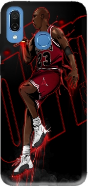 Michael Jordan Case for Honor Play Cor-L29