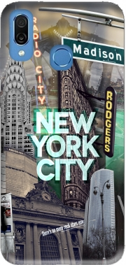 New York City II [green] Case for Honor Play Cor-L29