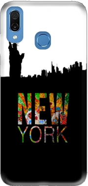 New York Case for Honor Play Cor-L29