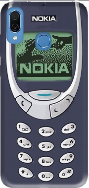 Nokia Retro Case for Honor Play Cor-L29