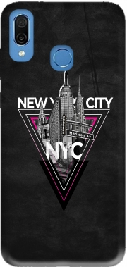NYC V [pink] Case for Honor Play Cor-L29