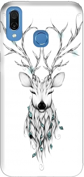 Case Poetic Deer for Honor Play Cor-L29