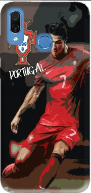 Portugal foot 2014 Case for Honor Play Cor-L29