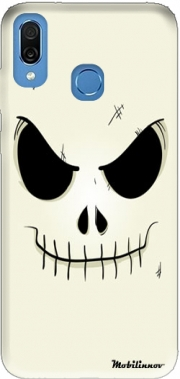 Skeleton Face Case for Honor Play Cor-L29