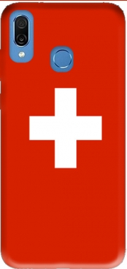 Switzerland Flag Case for Honor Play Cor-L29