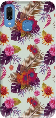 Tropical Floral passion Case for Honor Play Cor-L29