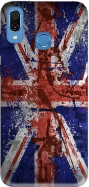 Union Jack Painting Case for Honor Play Cor-L29