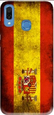 Flag Spain Vintage Case for Honor Play Cor-L29