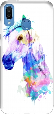 watercolor horse Case for Honor Play Cor-L29