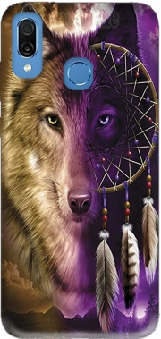Wolf Dreamcatcher Honor Play Cor-L29 Case