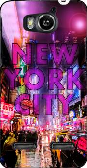 New York City - Broadway Color Case for Huawei Ascend G600 u8950