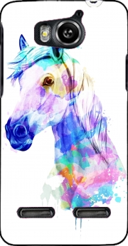 watercolor horse Case for Huawei Ascend G600 u8950