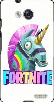 Unicorn video games Fortnite Case for Huawei Ascend Mate