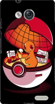 Red Pokehouse  Case for Huawei Ascend Mate
