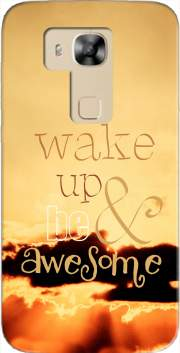 Be awesome Case for Huawei G8