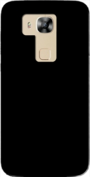 Black Case for Huawei G8