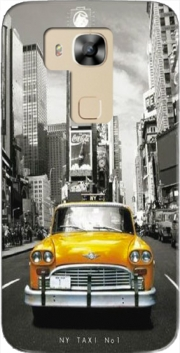 Yellow taxi City of New York City Case for Huawei G8