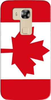 Flag Canada Case for Huawei G8