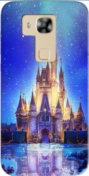 Disneyland Castle Case for Huawei G8