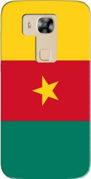 Flag of Cameroon Case for Huawei G8