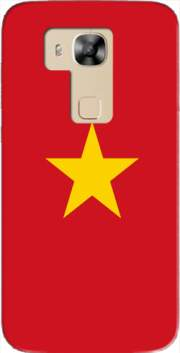 Flag of Vietnam Case for Huawei G8