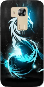 Dragon Electric Case for Huawei G8