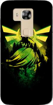 Face of Hero of time Case for Huawei G8