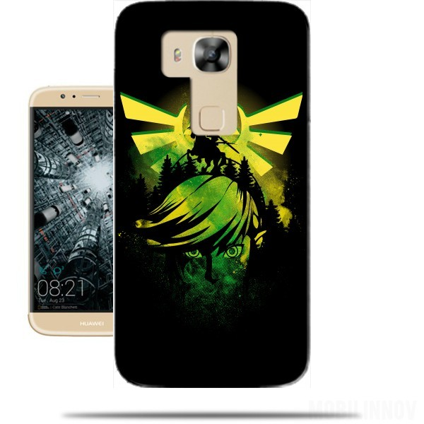 Case Face of Hero of time for Huawei G8